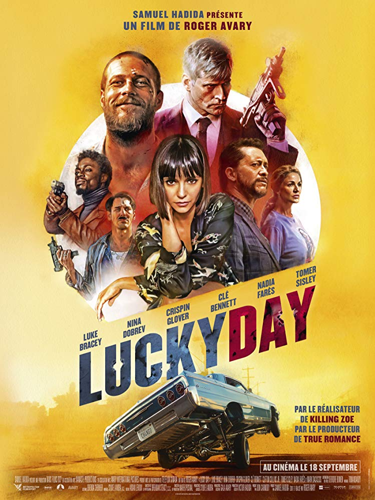 Lucky Day Trailer & Poster