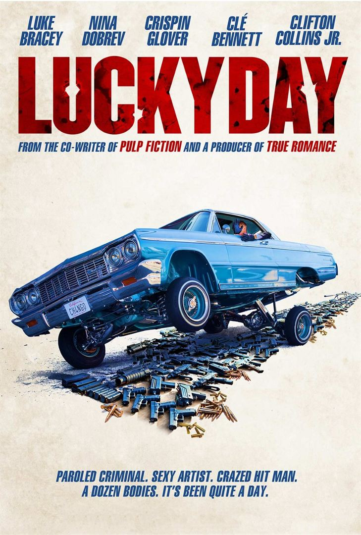 Lucky Day Trailer & Poster 2