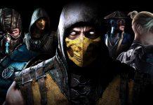 Mortal Kombat Drehbeginn