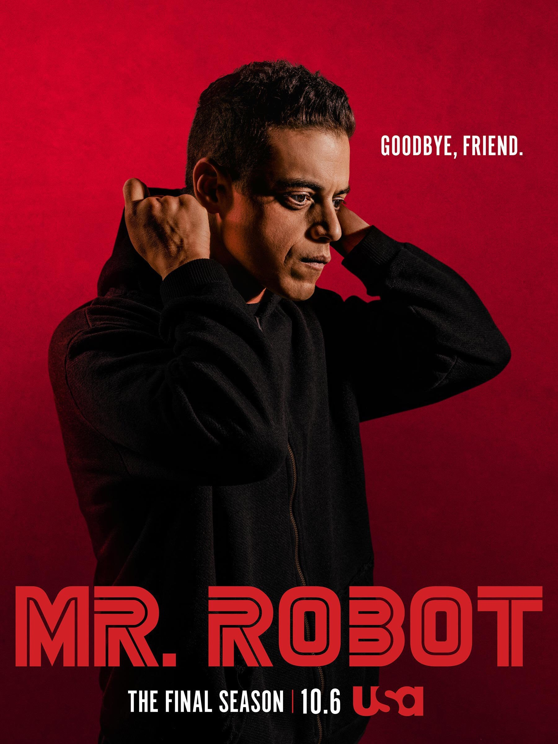 Mr Robot Staffel 4 Trailer & Poster