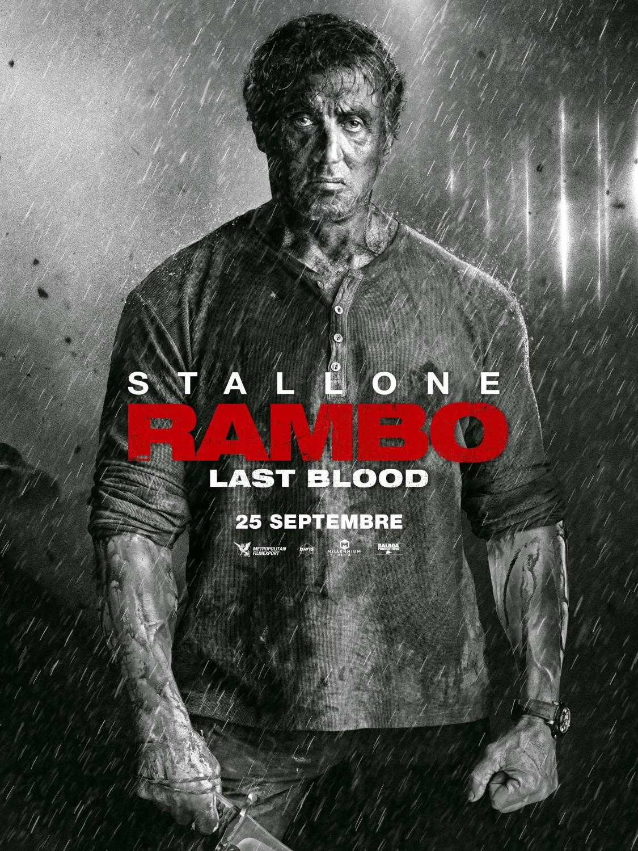 Rambo Last Blood Trailer international & Poster