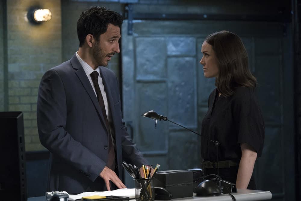 """""""The Blacklist"""": Red ist in Gefahr im Trailer zu Staffel 7 ...  """"The Black..."""