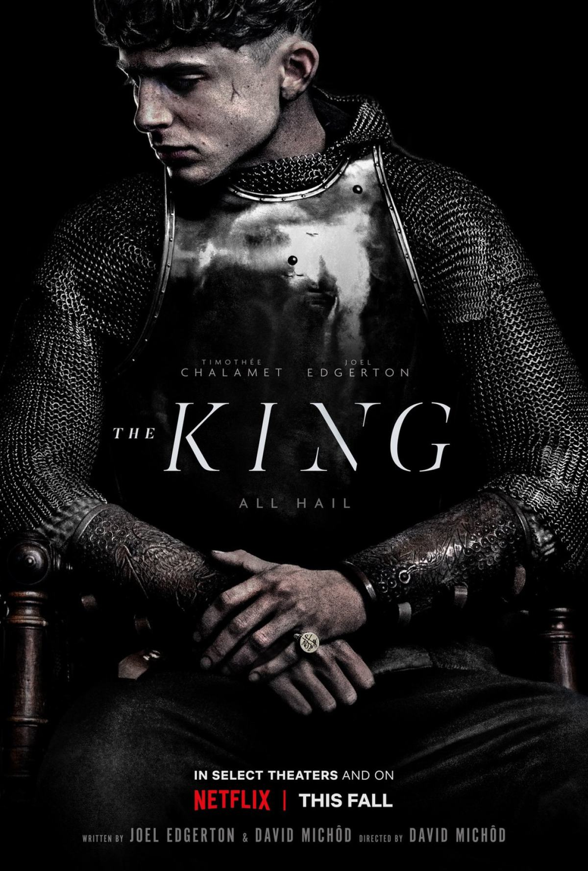 The King Teaser & Poster