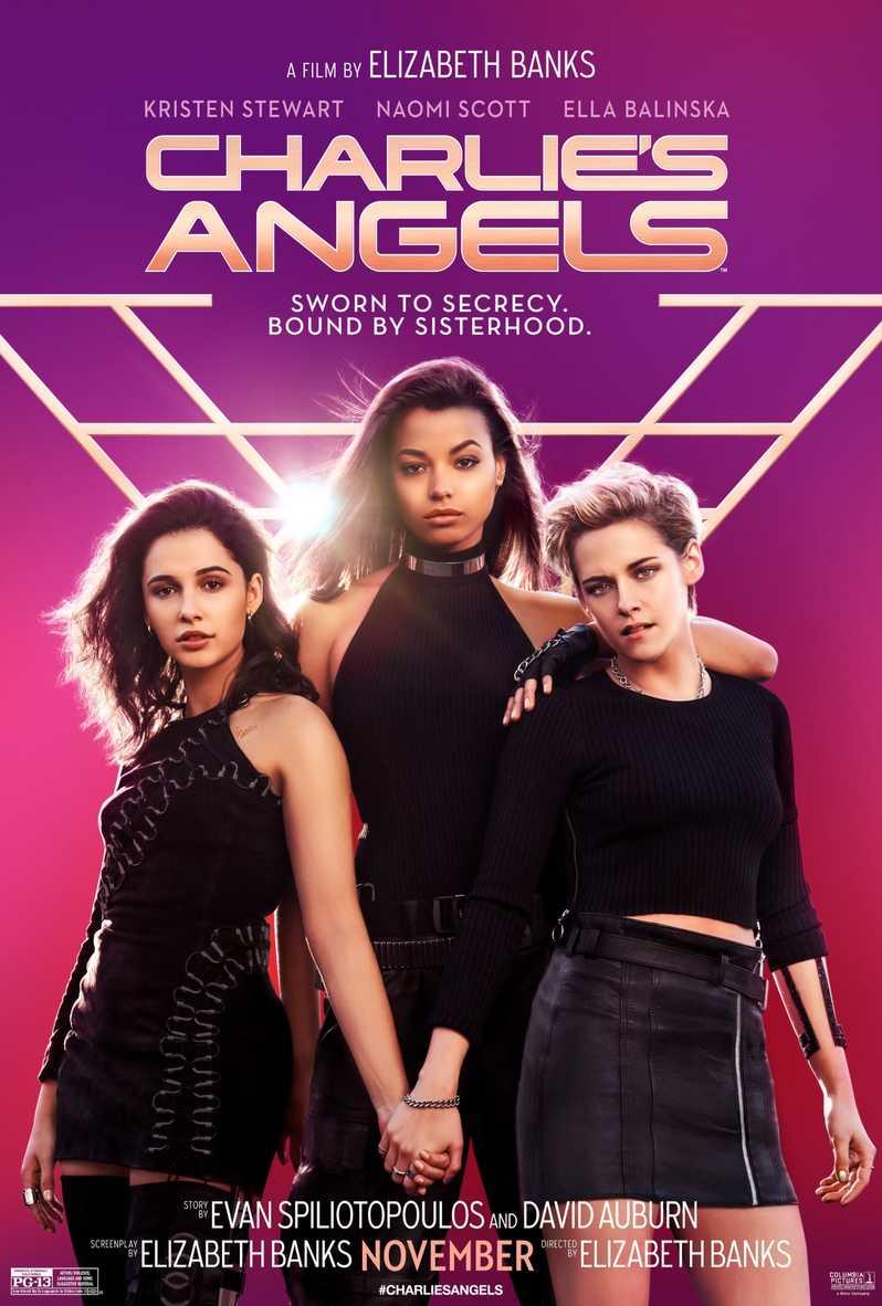 3 Engel für Charlie Trailer 2 & Poster