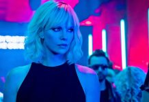 Atomic Blonde 2 Charlize Theron