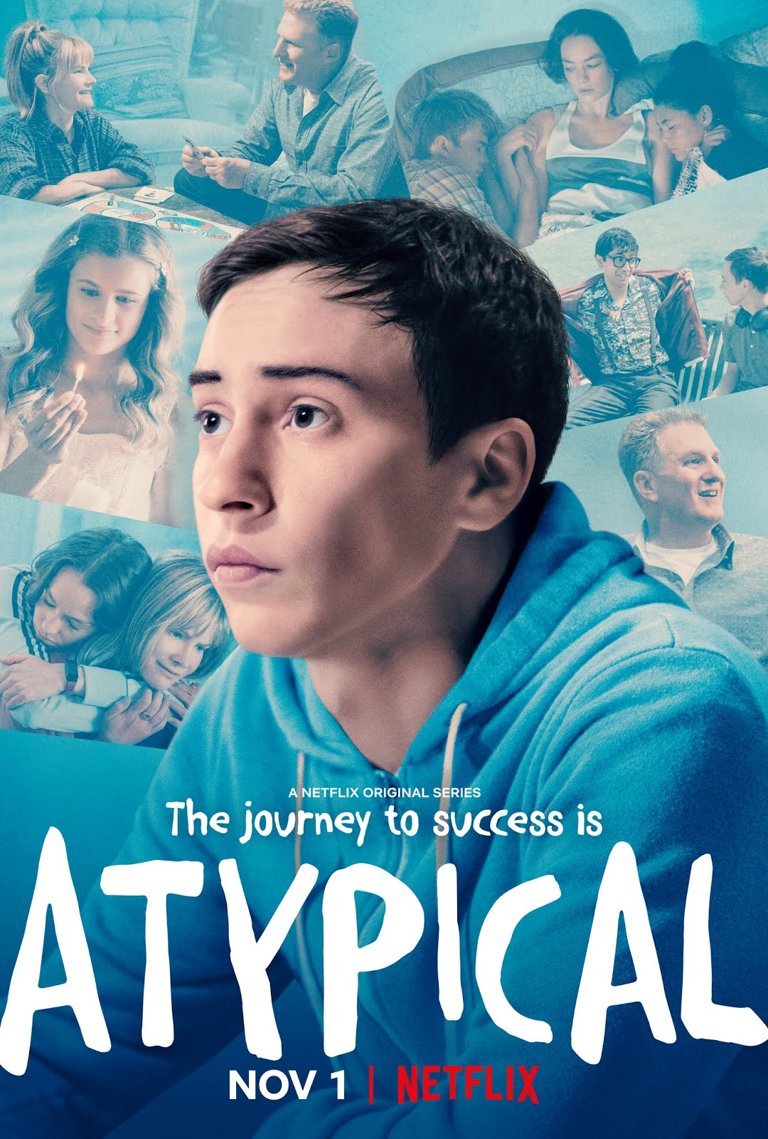 Atypical Staffel 3 Trailer & Poster