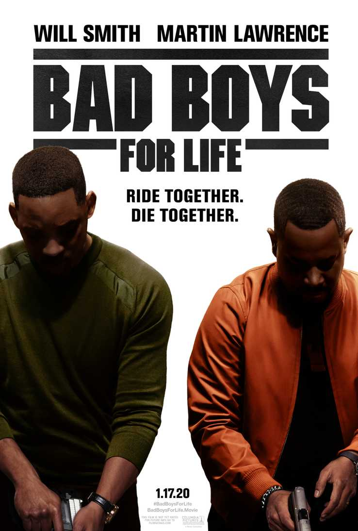 Bad Boys for Life Poster 1