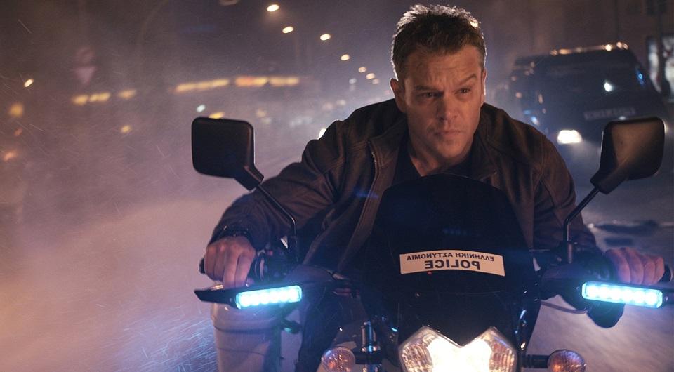 Neuer Jason Bourne Film