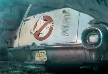Ghostbusters 2020 Drehende