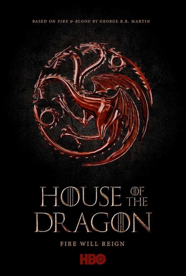 House of the Dragon Serie Poster