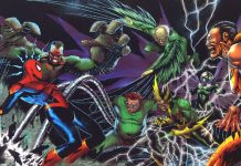 Spider Man Sinister Six