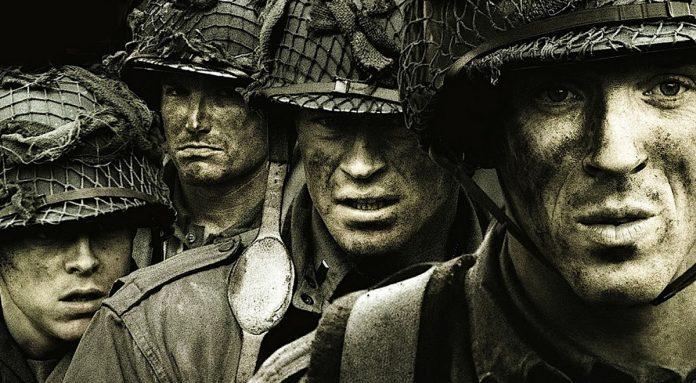 Spielberg Weltkriegsserie