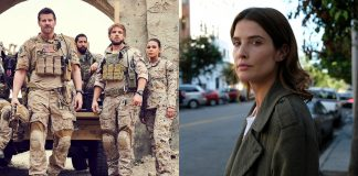 SEAL Team Staffel 3 Quoten