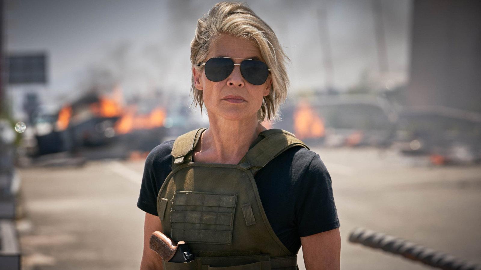 Terminator Dark Fate (2019) Filmbild 2