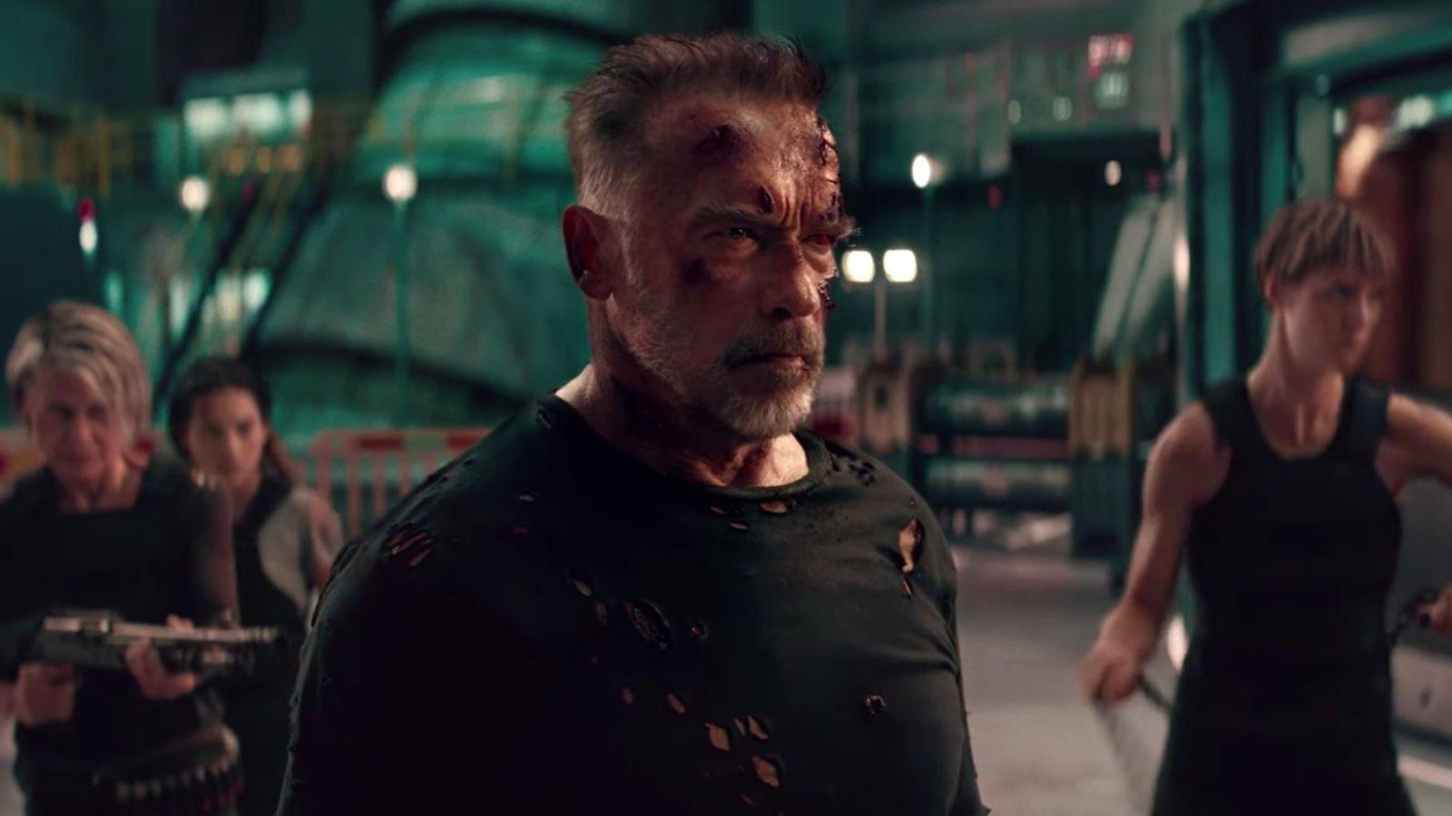Terminator Dark Fate (2019) Filmbild 4