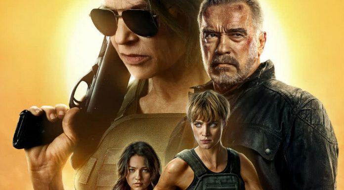 Terminator Dark Fate (2019) Filmkritik