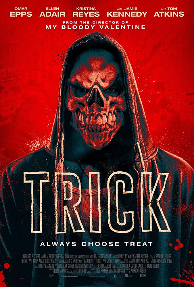 Trick Trailer & Poster