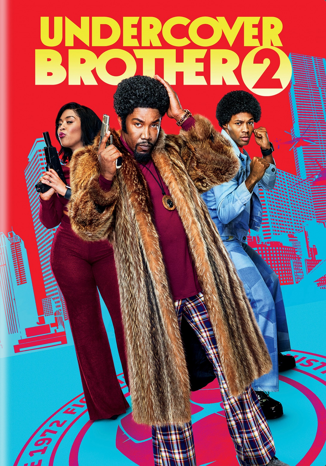 Undercover Brother 2 Trailer & Poster