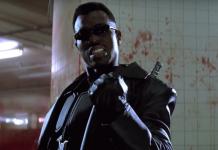 Wesley Snipes Blade Reboot