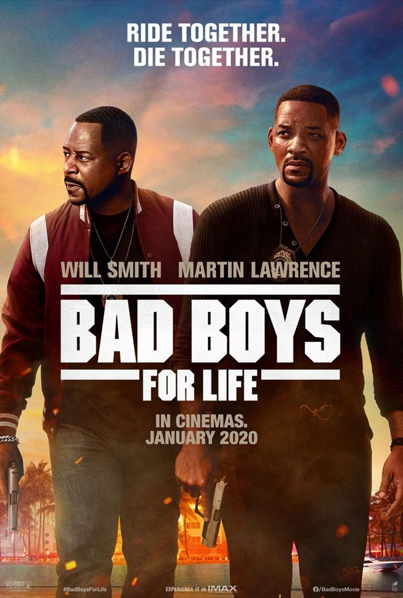 Bad Boys for Life Plakat 2