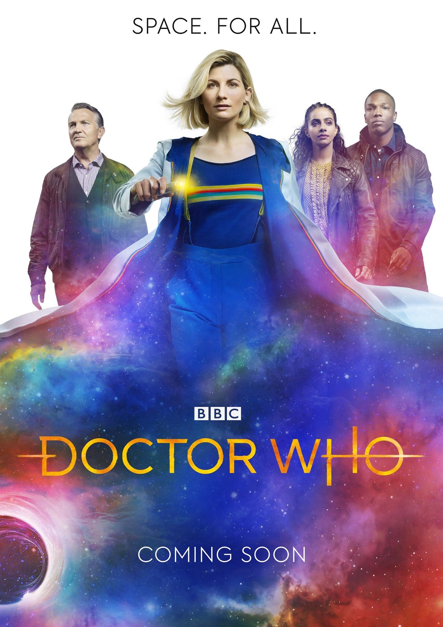 Doctor Who Staffel 12 Start Poster
