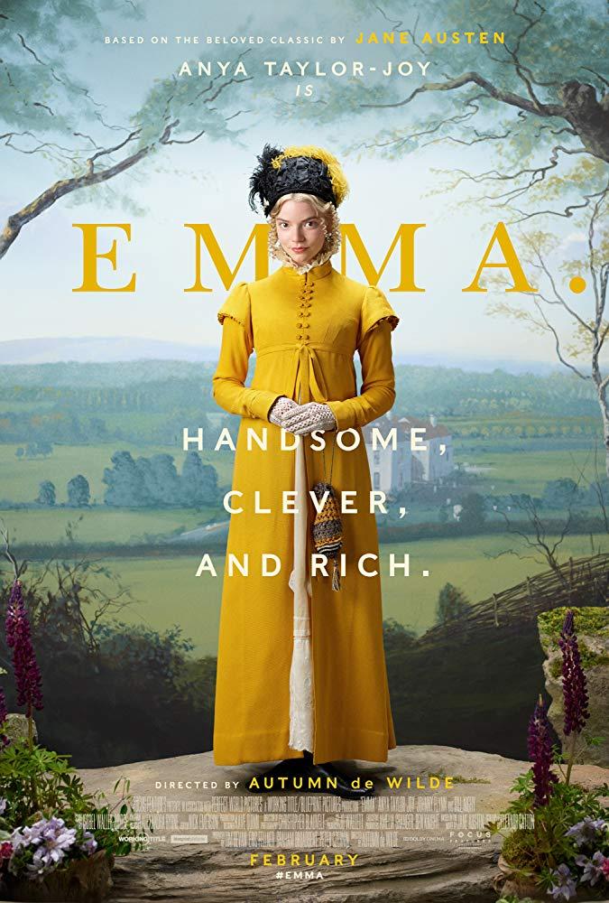 Emma Teaser Poster