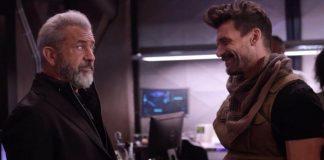 Mel Gibson Frank Grillo