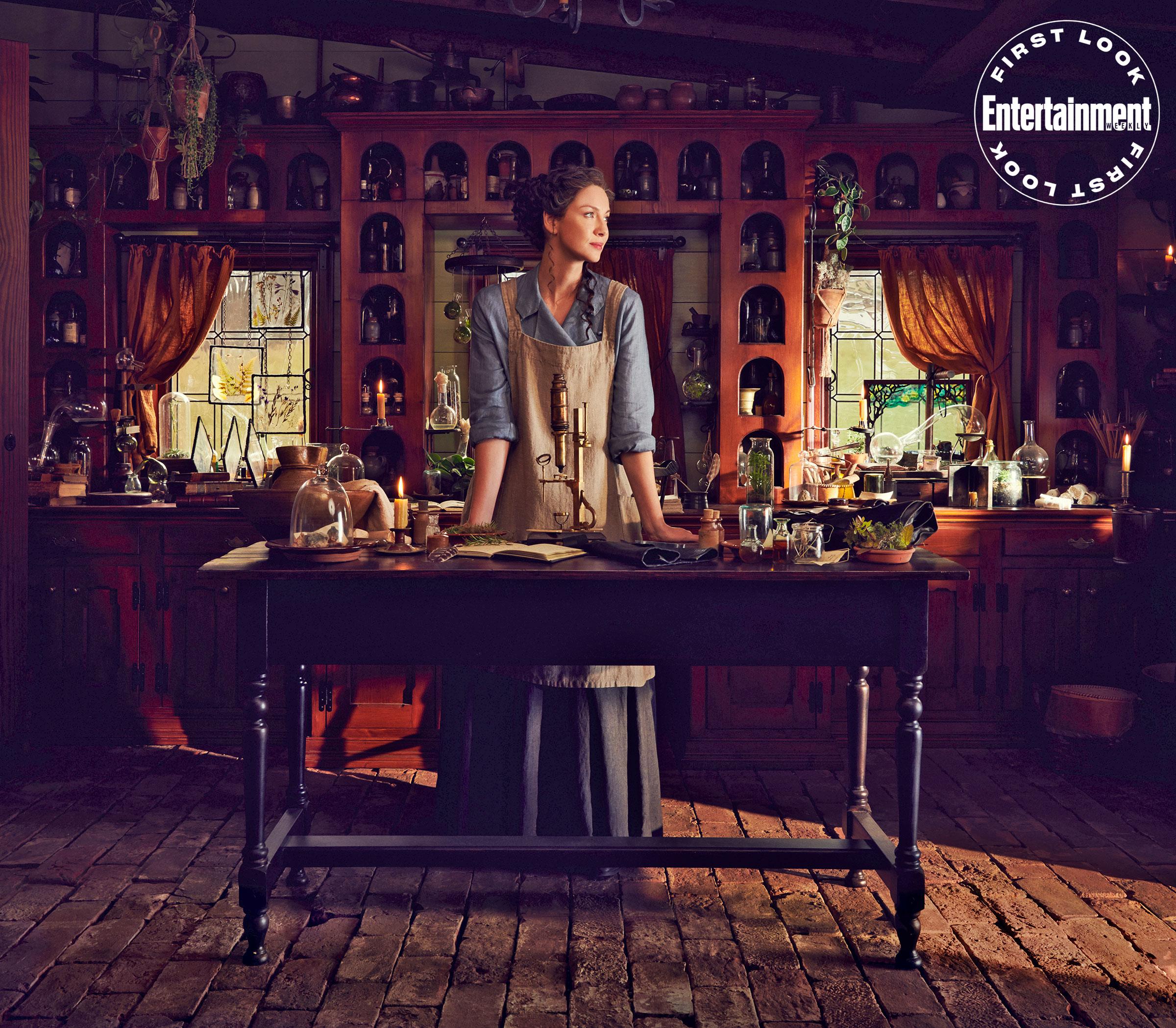Outlander Staffel 5 Drehende Bild 2