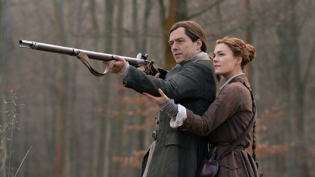 Outlander Staffel 5 Drehende Bild 3