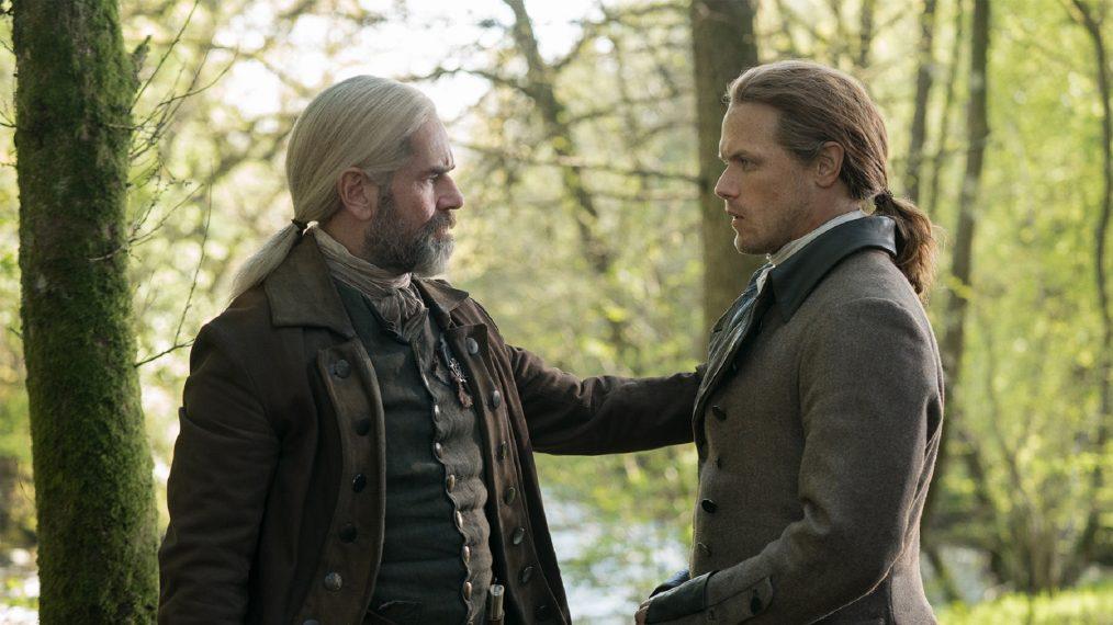 Outlander Staffel 5 Drehende Bild 4