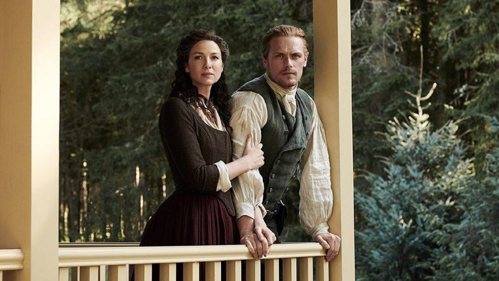 Outlander Staffel 5 Drehende Bild 7
