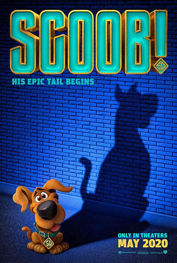 Scooby Teaser Poster