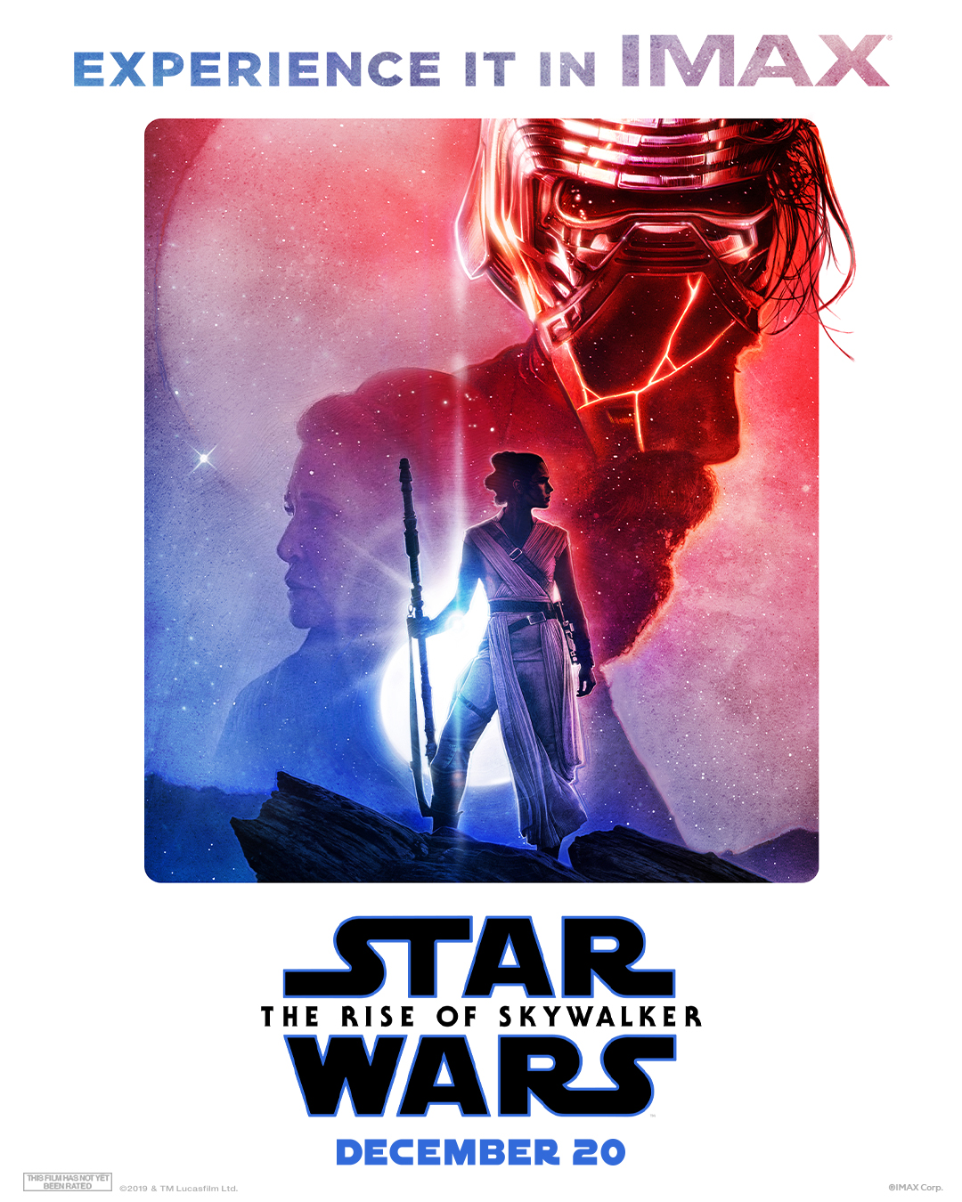 Star Wars Der Aufstieg Skywalkers internationaler Trailer & Poster