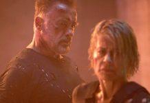 Terminator Dark Fate PG 13