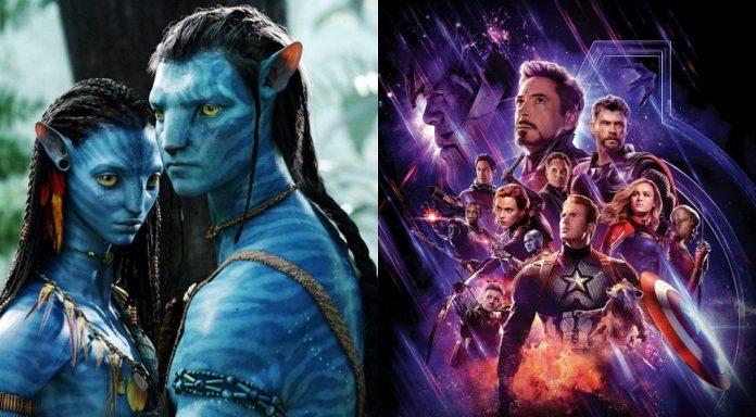 Avatar Avengers Endgame