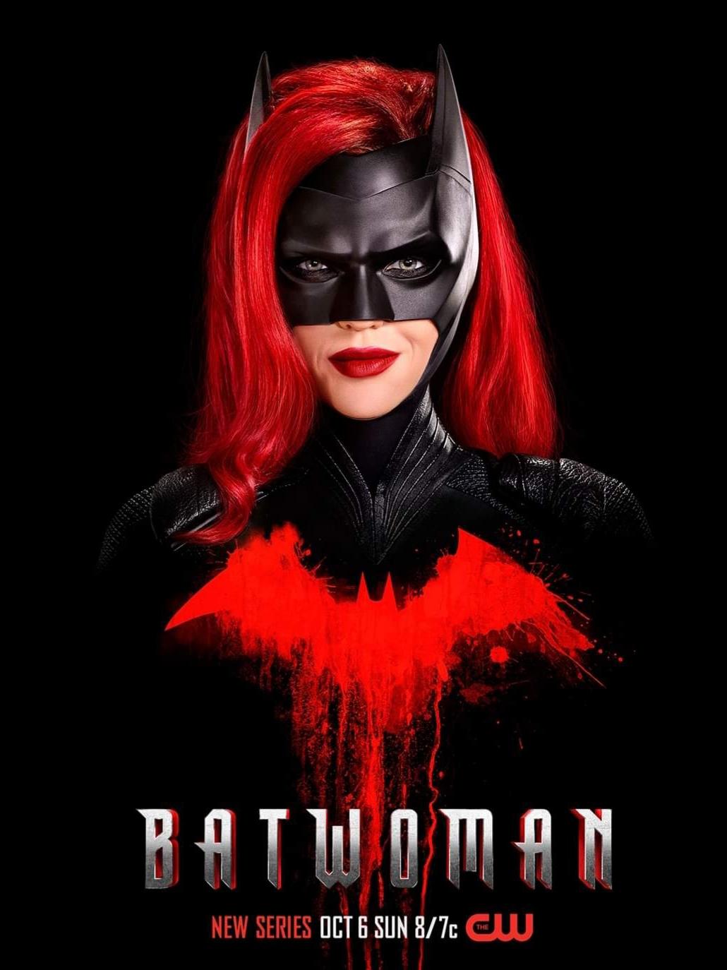 Batwoman Amazon Prime Poster