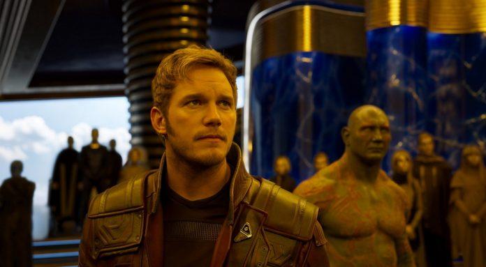 Guardians of the Galaxy 3 Drehstart