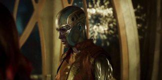 Guardians of the Galaxy Vol 3 Karen Gillan