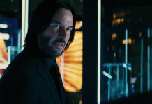 John Wick 4 Keanu Reeves