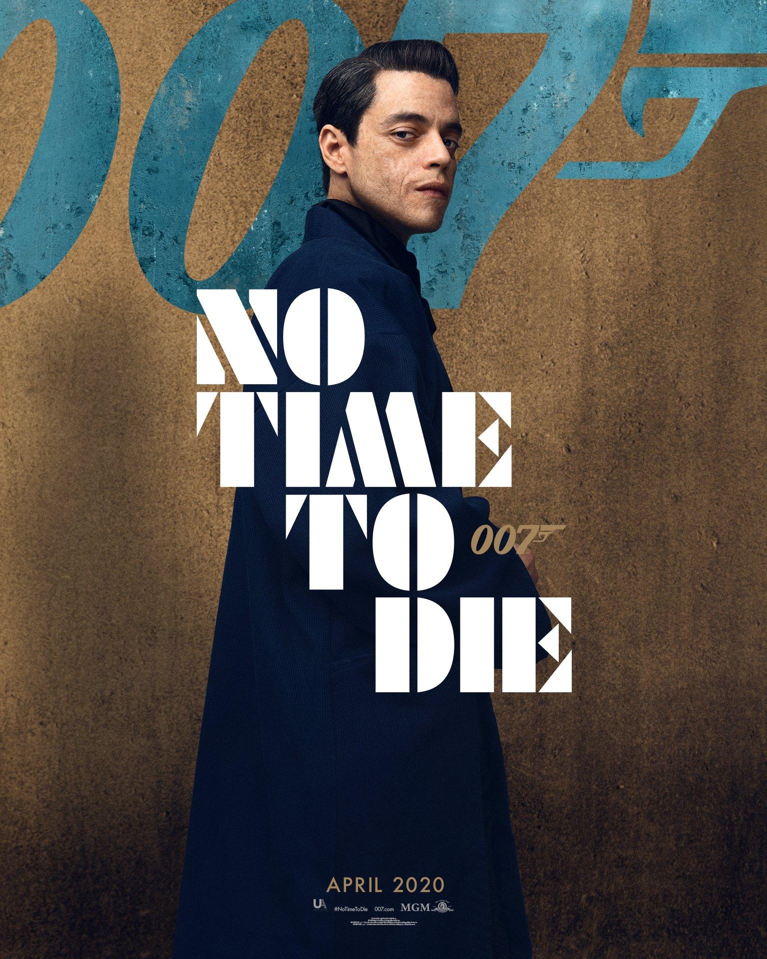 Keine Zeit zu sterben Teaser Poster 2