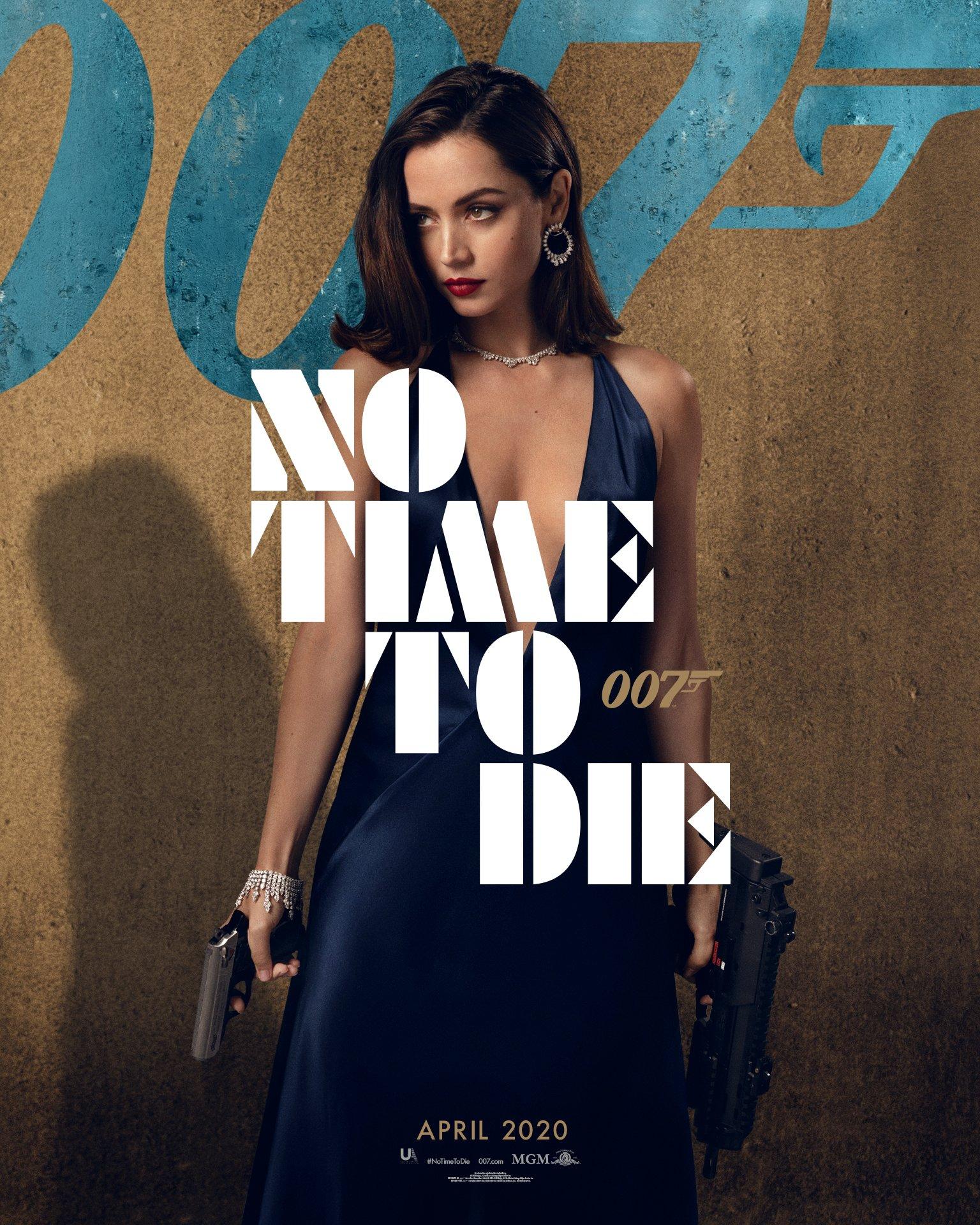 Keine Zeit zu sterben Teaser Poster 3