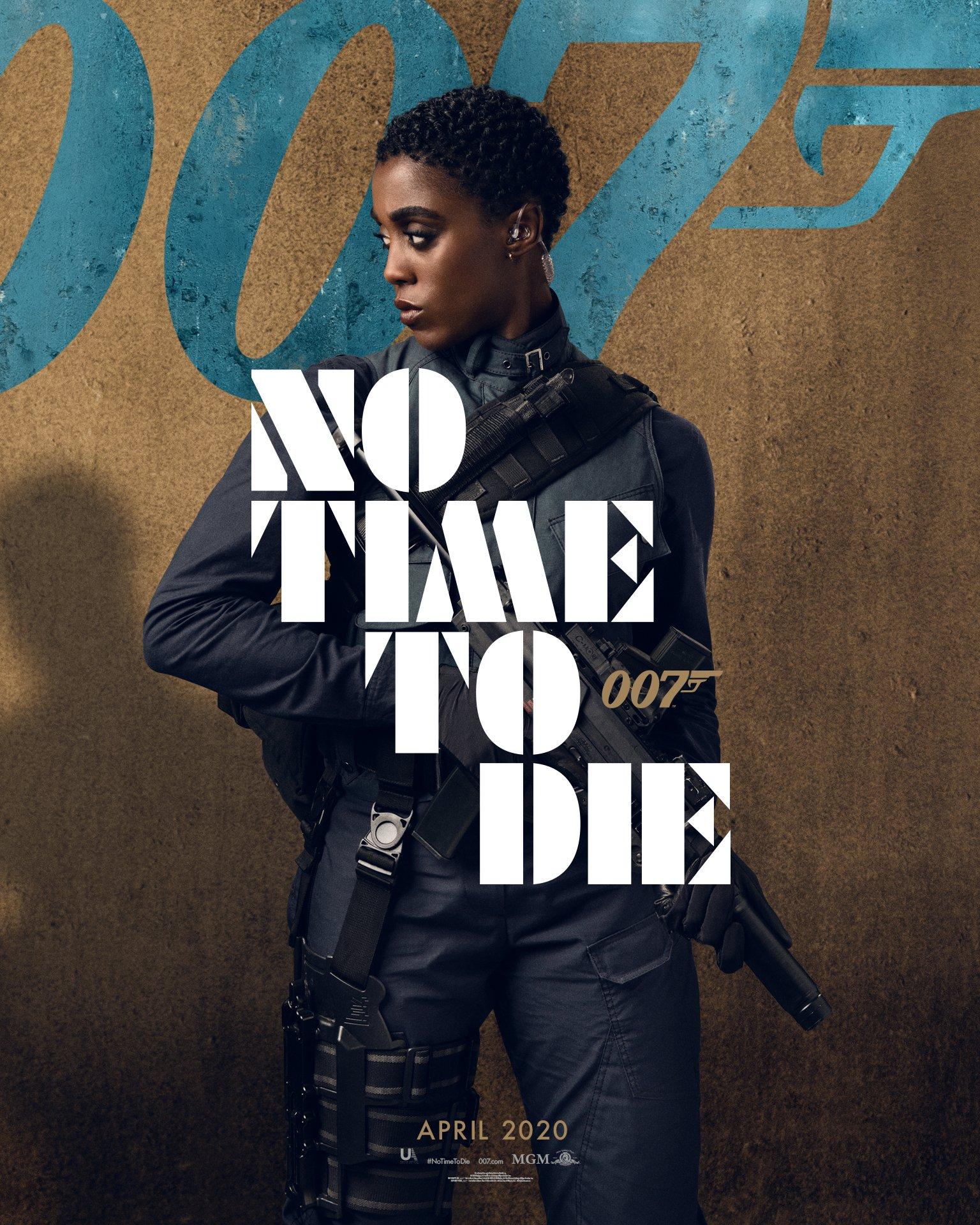 Keine Zeit zu sterben Teaser Poster 4
