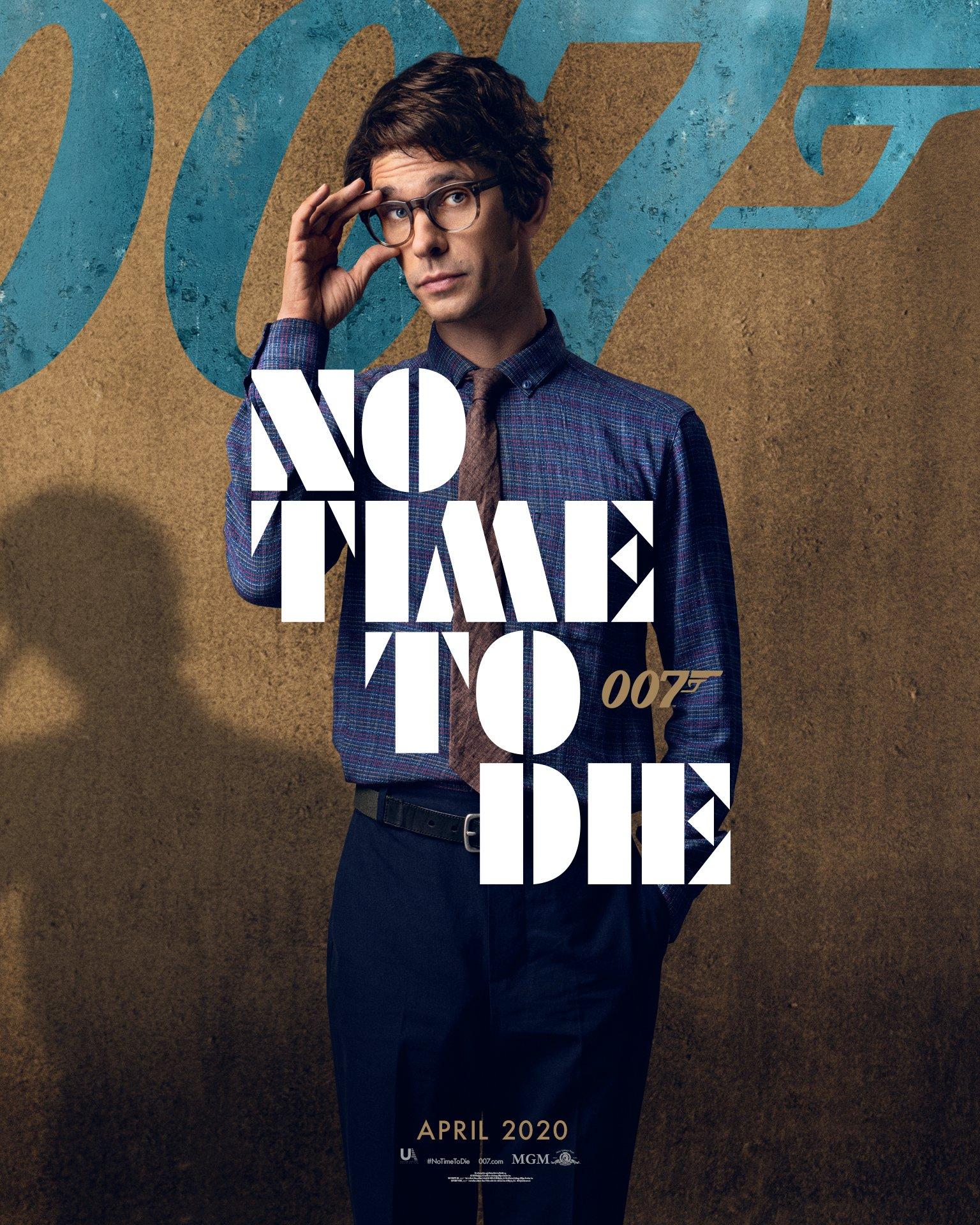 Keine Zeit zu sterben Teaser Poster 5