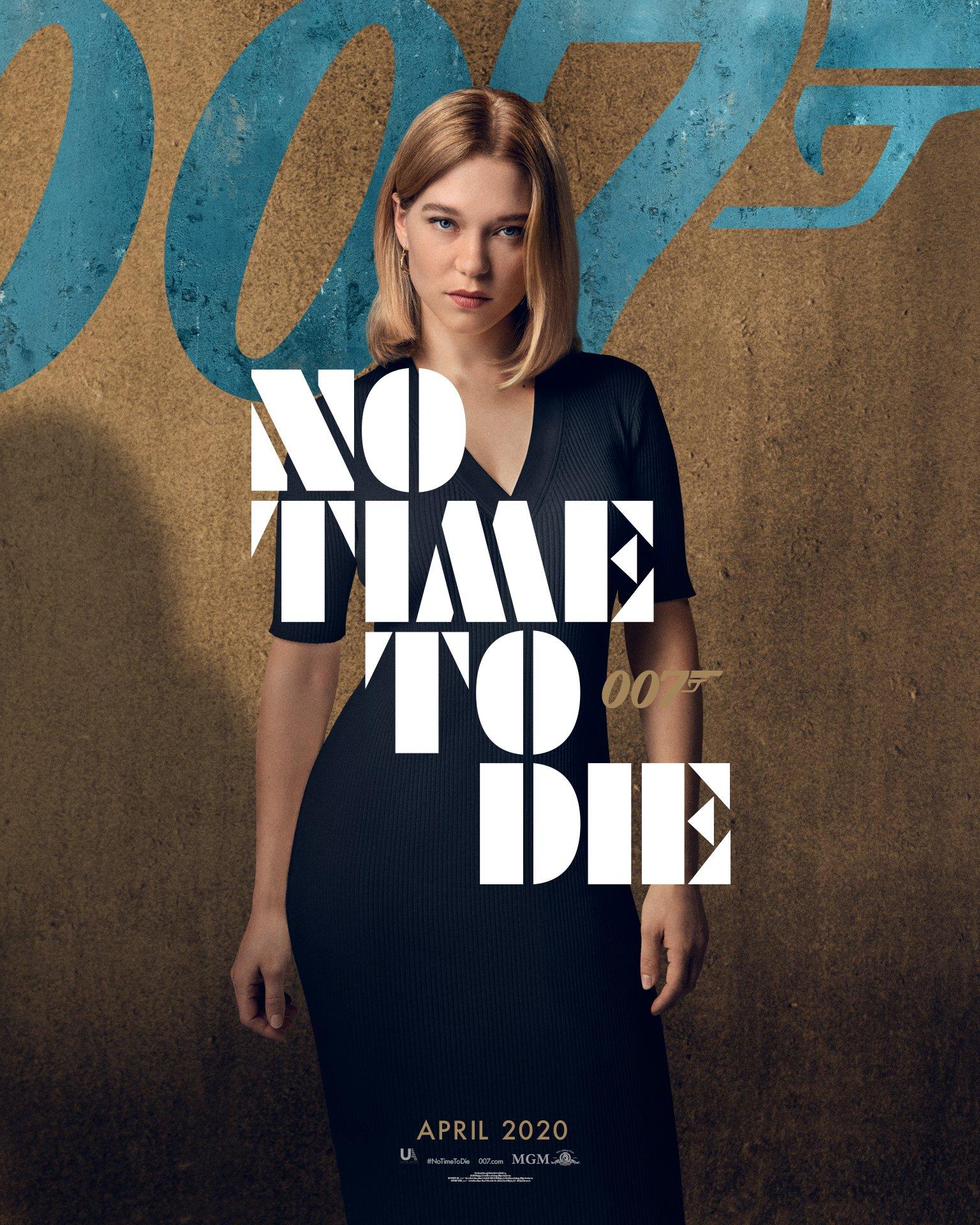 Keine Zeit zu sterben Teaser Poster 6