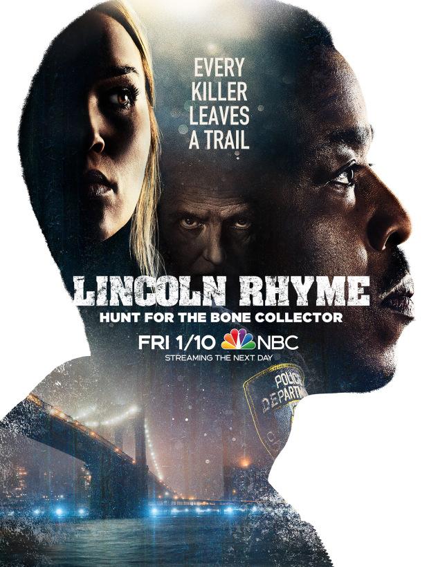Lincoln Rhyme Der Knochenjäger Poster