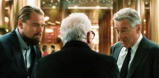 Martin Scorsese DiCaprio De Niro