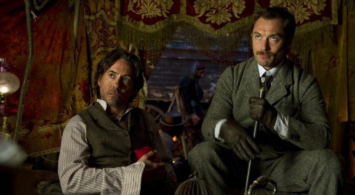 Sherlock Holmes 3 Bösewicht