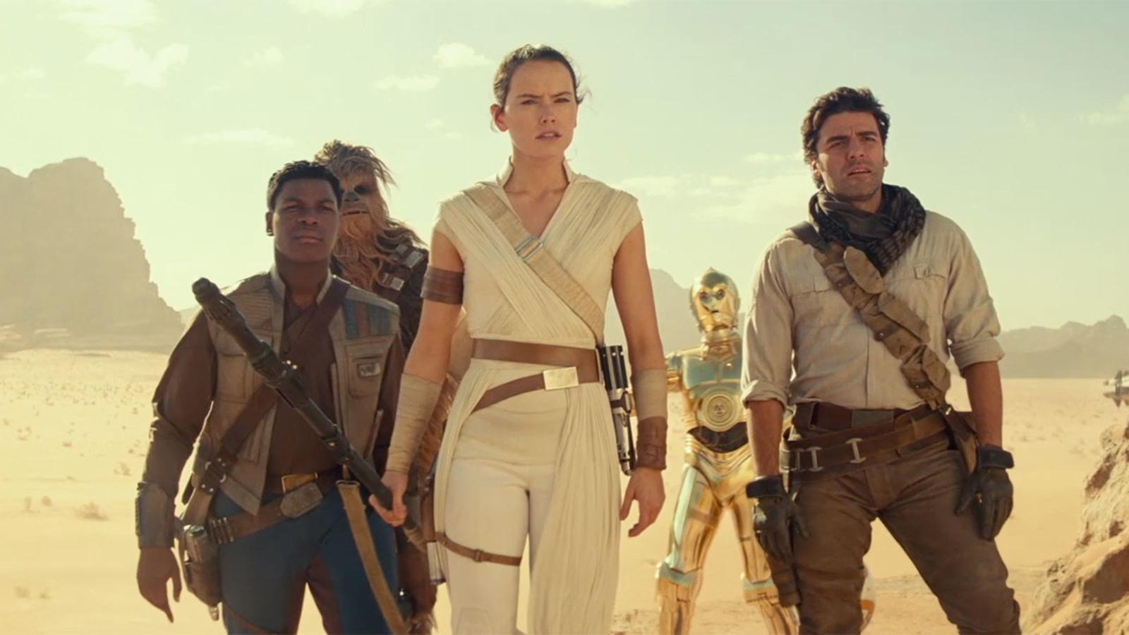 Star Wars Der Aufstieg Skywalkers (2019) Filmbild 1