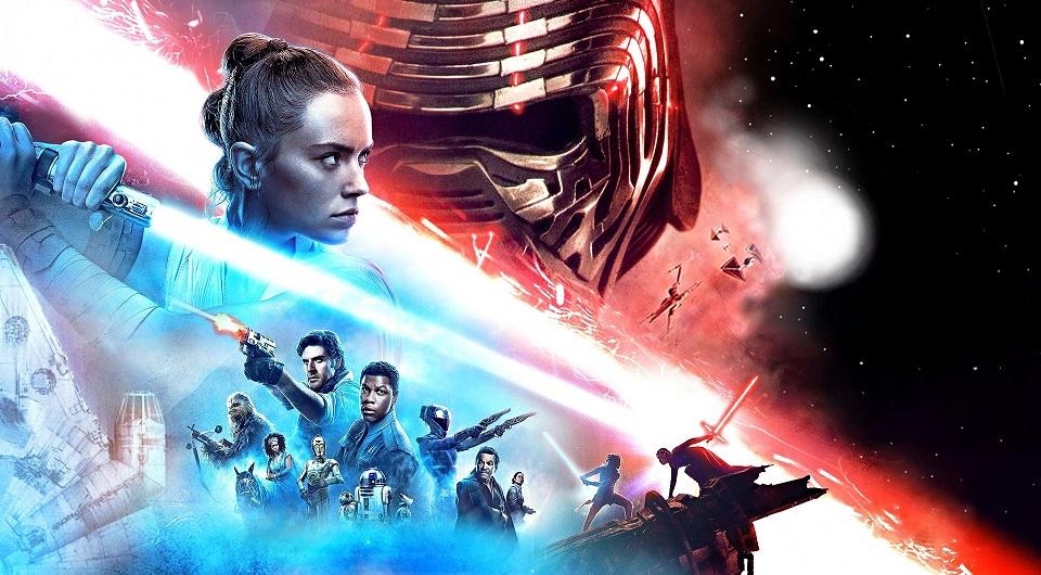 Star Wars Aufstieg Der Skywalker