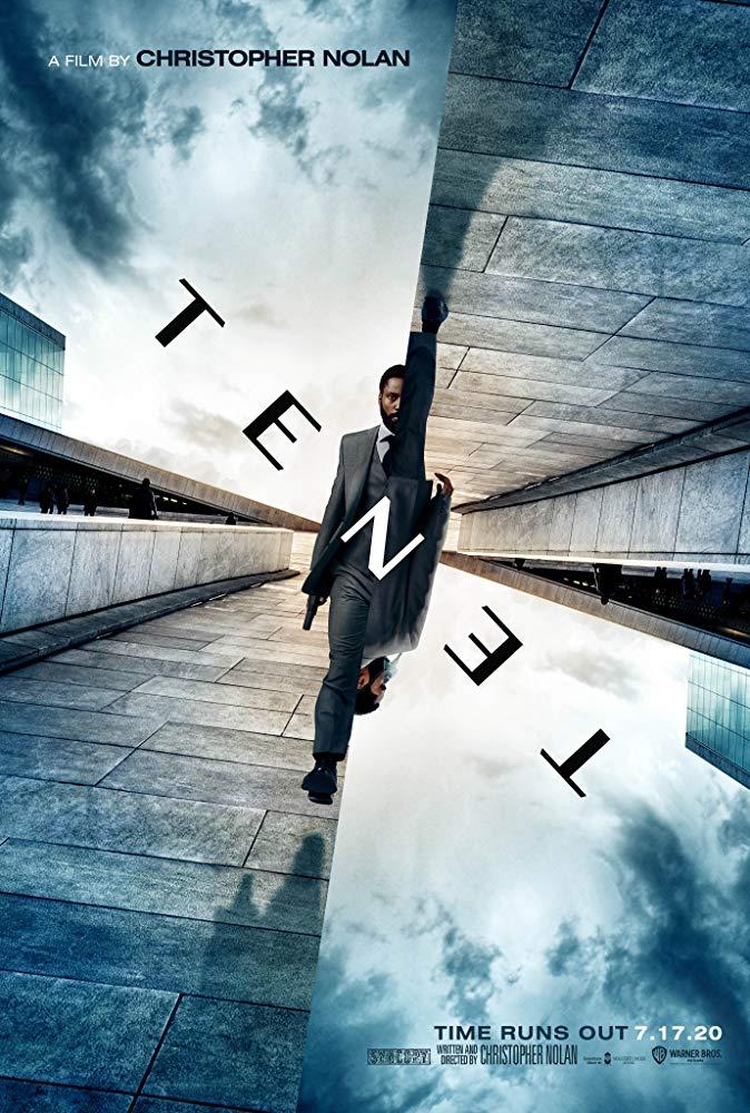 Tenet Trailer & Poster